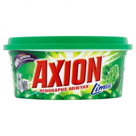 Axion Dish Washing Paste 350g - Lime