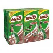 Milo UHT Chocolate Malt Drink 200ml x6 pack