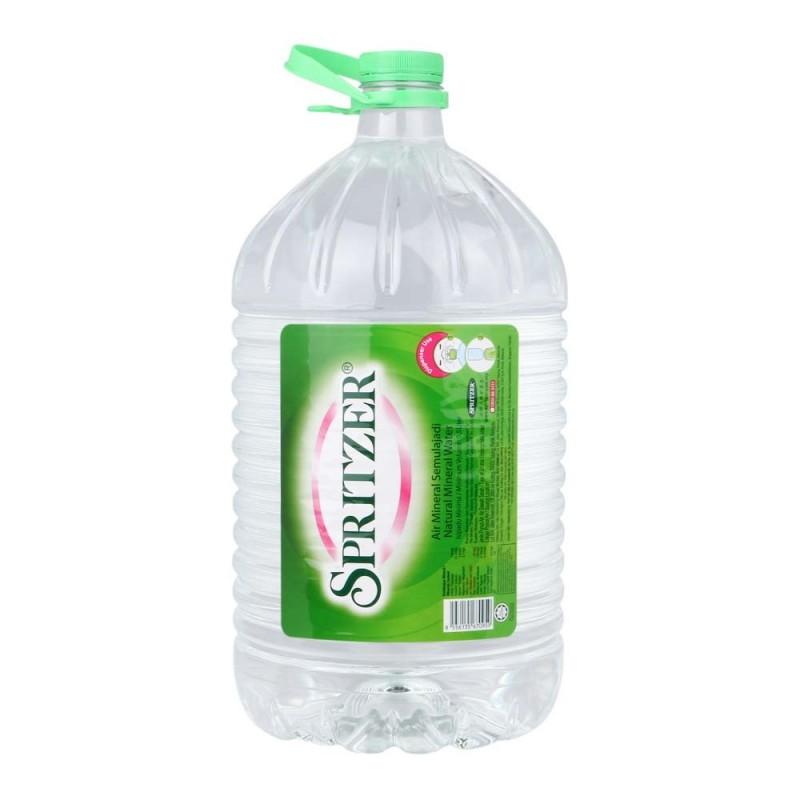 Spritzer Mineral Water 9 5l