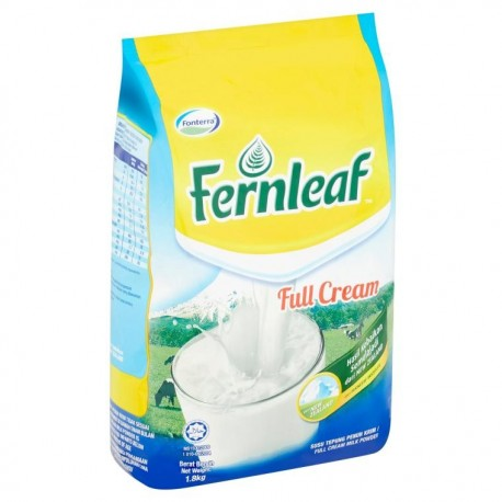 Fernleaf Full Cream Milk Powder 1.8Kg Soft Pack