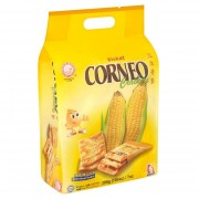 HUP SENG CORNEO Crackers 200g -10 sachets