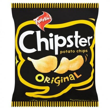 Twisties Chipster Potato Chips 60g - Original