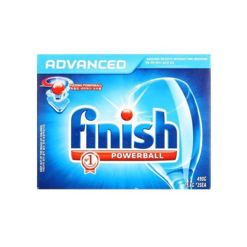 Finish Powder Tablets Dish Washer Detergent Pantry Express