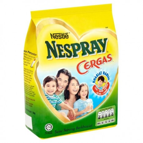 Nestle NESPRAY CERGAS Milk Powder 1.6Kg