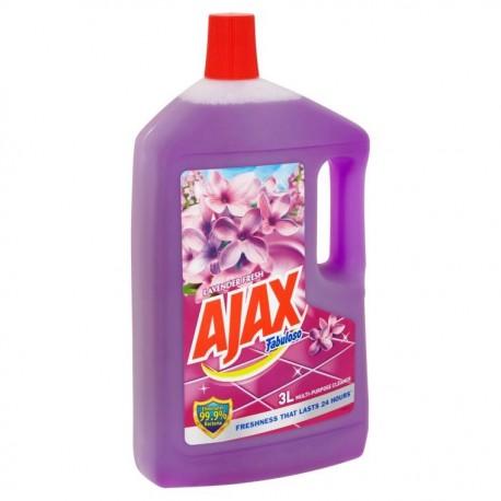 AJAX Fabuloso Multi-purpose Cleaner 3L- Lavender Fresh