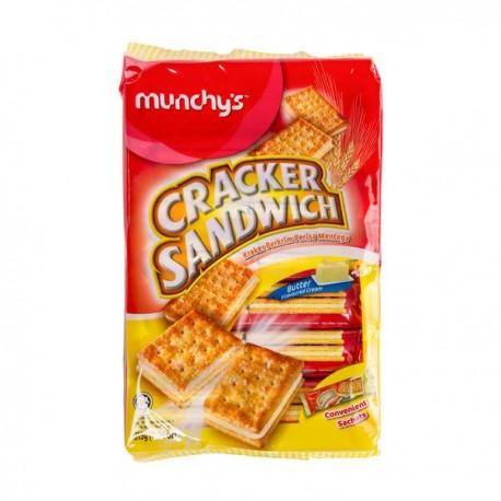 Munchy's Cracker Sandwich 313g - Butter