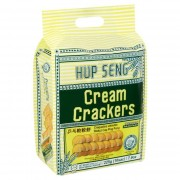 HUP SENG Cream Crackers 225g -10 sachets