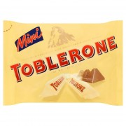 Toblerone Swiss Milk Chocolate Mini 200g