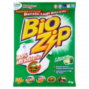 Bio Zip Powder Detergent 4kg - Lime