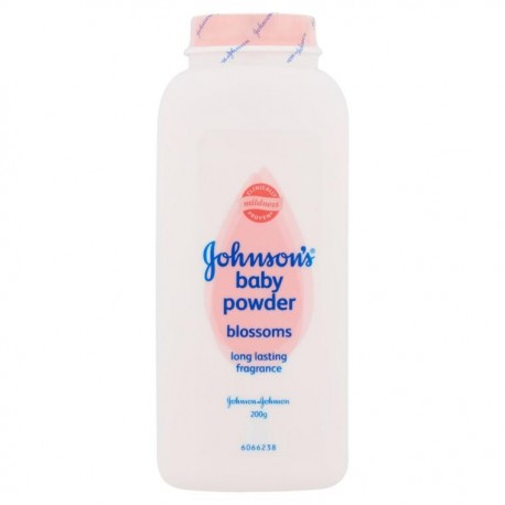 Johnson's Baby Powder 200g - Blossoms