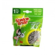 3M Scotch-Brite Stainless Steel Spiral Ball