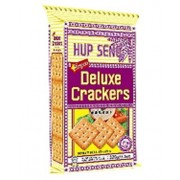 Hup Seng Deluxe Crackers 258g- Sugar