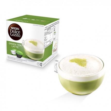 Nescafe Dolce Gusto GREEN TEA LATTE