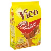 Vico 3in1 Chocolate Malted Drink 32gx18's - Original