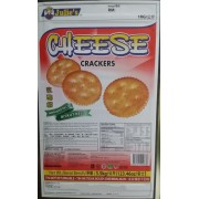 Julie's Cheese Crackers 3.5Kg (Bulk Tin)