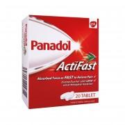 PANADOL ActiFast 20 caplets