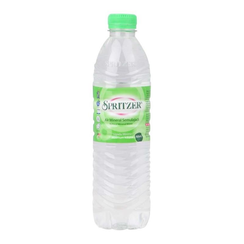 Spritzer Mineral Water