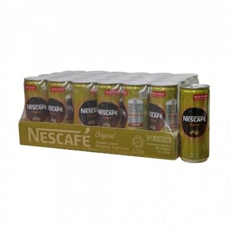 Nestle Nescafe Milk Coffee Original 240ml x 24