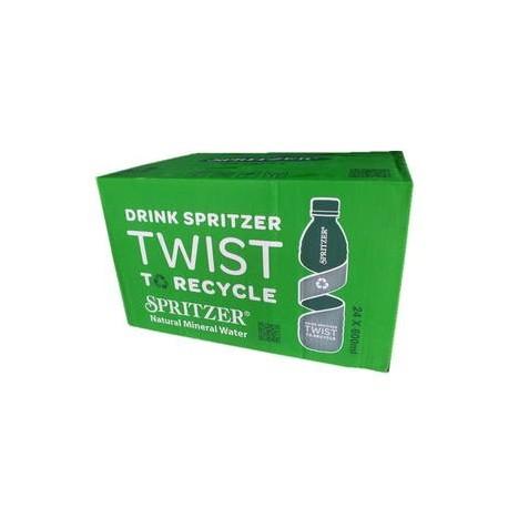 Spritzer Mineral Water 600ml x 24