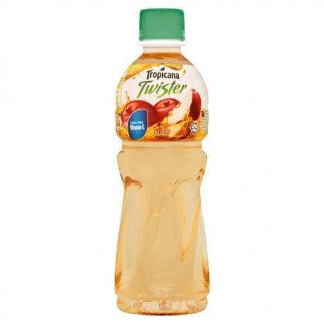 Tropicana Twister Fruit Drink 355ml - Apple