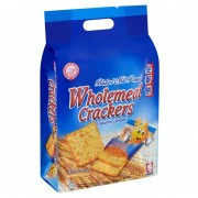 HUP SENG Wholemeal Crackers 230g -10 sachets