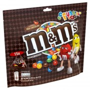 M&M's Chocolate Candies 15x13.5g - Milk Chocolate