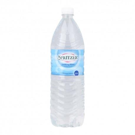 Spritzer Distilled Drinking Water 1.5L x12