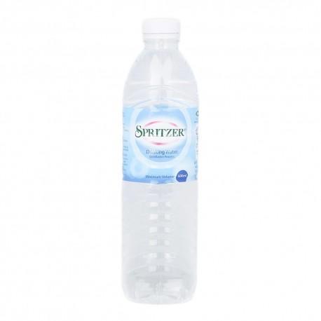 Spritzer Distilled Drinking Water 600ml x24