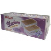 Apollo Layer Cake 18g x24s - Blueberry