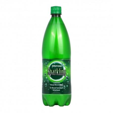 Spritzer Sparkling Mineral Water 1L x 12