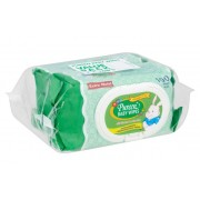 Pureen Baby Wipes 100s x2 Value Pack