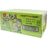 Yeo's Justea Lemon Green Tea Drink 4x6x250ml Tetra