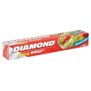 Diamond Cling Wrap 60m (200ft)