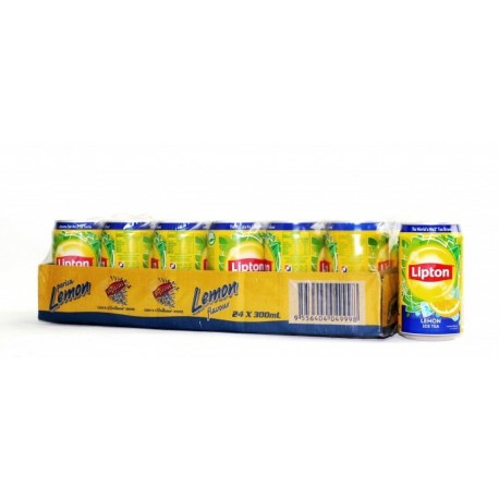 Lipton Lemon Ice Tea 300mlx24 (CAN)