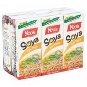 Yeo's Soya Bean Drink 6x250ml (Tetra)