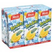 Yeo's Ice Lemon Tea Drink 6x250ml (Tetra)