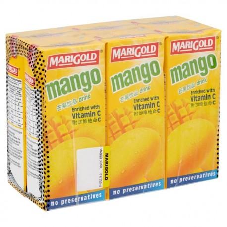 Marigold Mango Drink 6x250ml