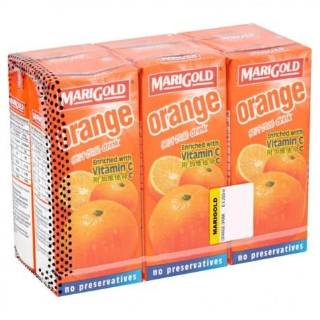 Marigold Orange Drink 6x250ml
