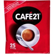 Cafe21 2-in-1 Instant Coffeemix 12gx25s