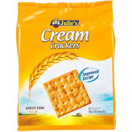 Julie's Cream Crackers 295g