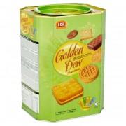LEE Golden Dew Assorted Biscuits 520g
