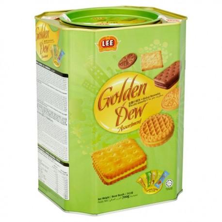 LEE Golden Dew Assorted Biscuits 700g