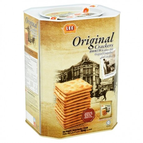 LEE Original Crackers 600g
