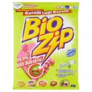 Bio Zip Powder Detergent 4kg - Aloe Vera