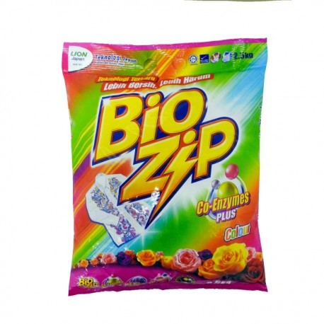 Bio Zip Powder Detergent 2.5kg - Color