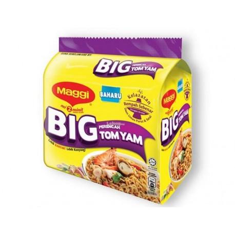 Maggi 2-minute Noodles Tom Yam (BIG) 5x112g