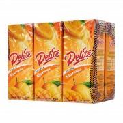 DELITE Mango Drink 6x250ml (Tetra)