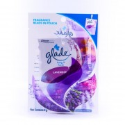 Glade Fragrance Beads in Pouch 8g- Wild Lavender
