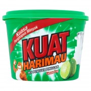 Kuat Harimau Dish Washing Paste 800g - Lime Zap