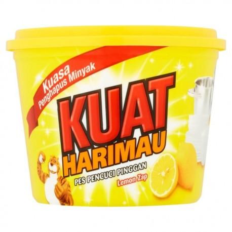 Kuat Harimau Dish Washing Paste 800g - Lemon Zap